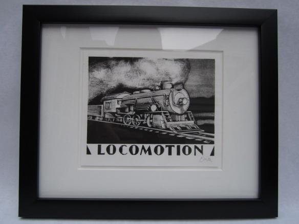 Come on, come on, do the locomotion with me!