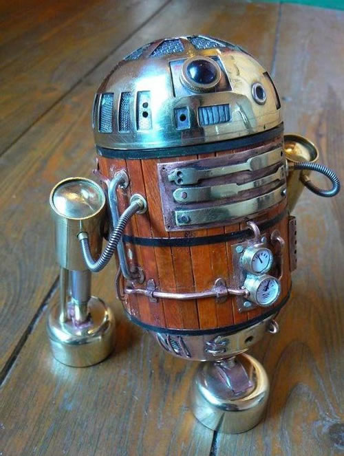 R2, I need you to keep that water at a constant temperature, and keep the bath suds coming!